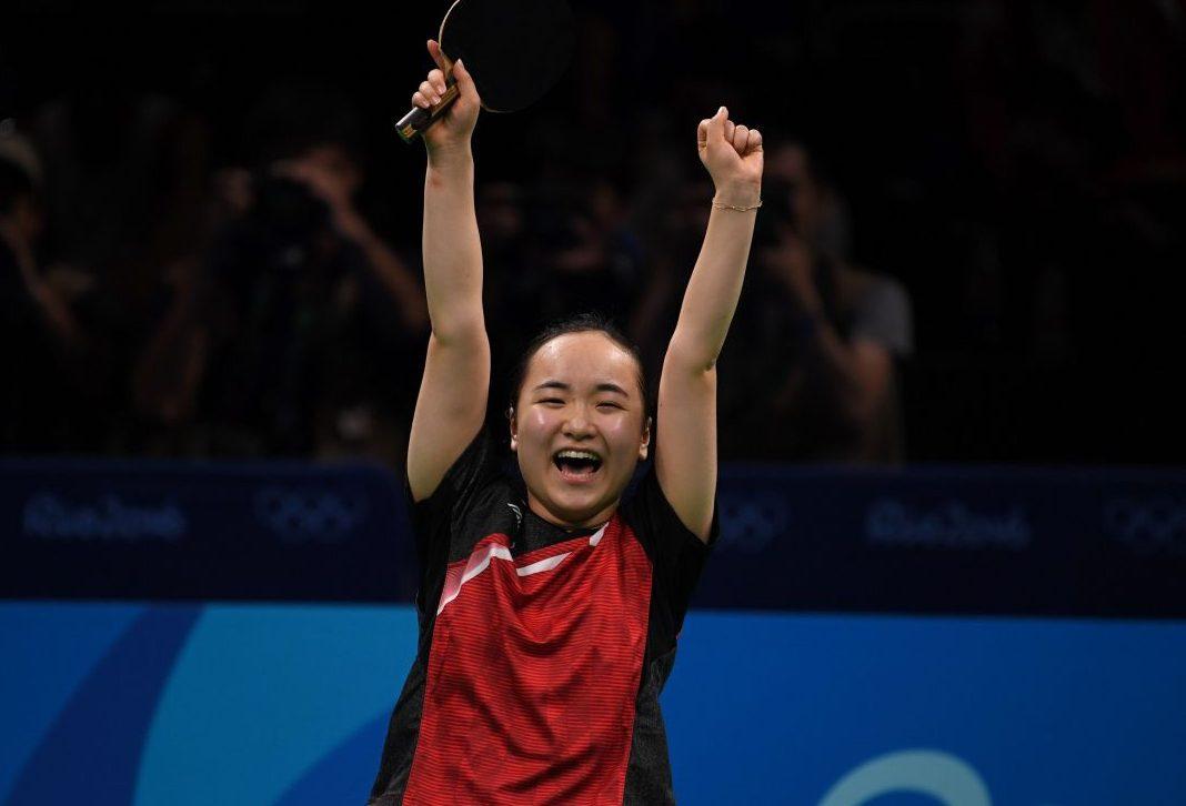リオ五輪団体銅メダルに貢献 東京では3種目メダル狙う|五輪代表活躍プレイバック・伊藤美誠編
