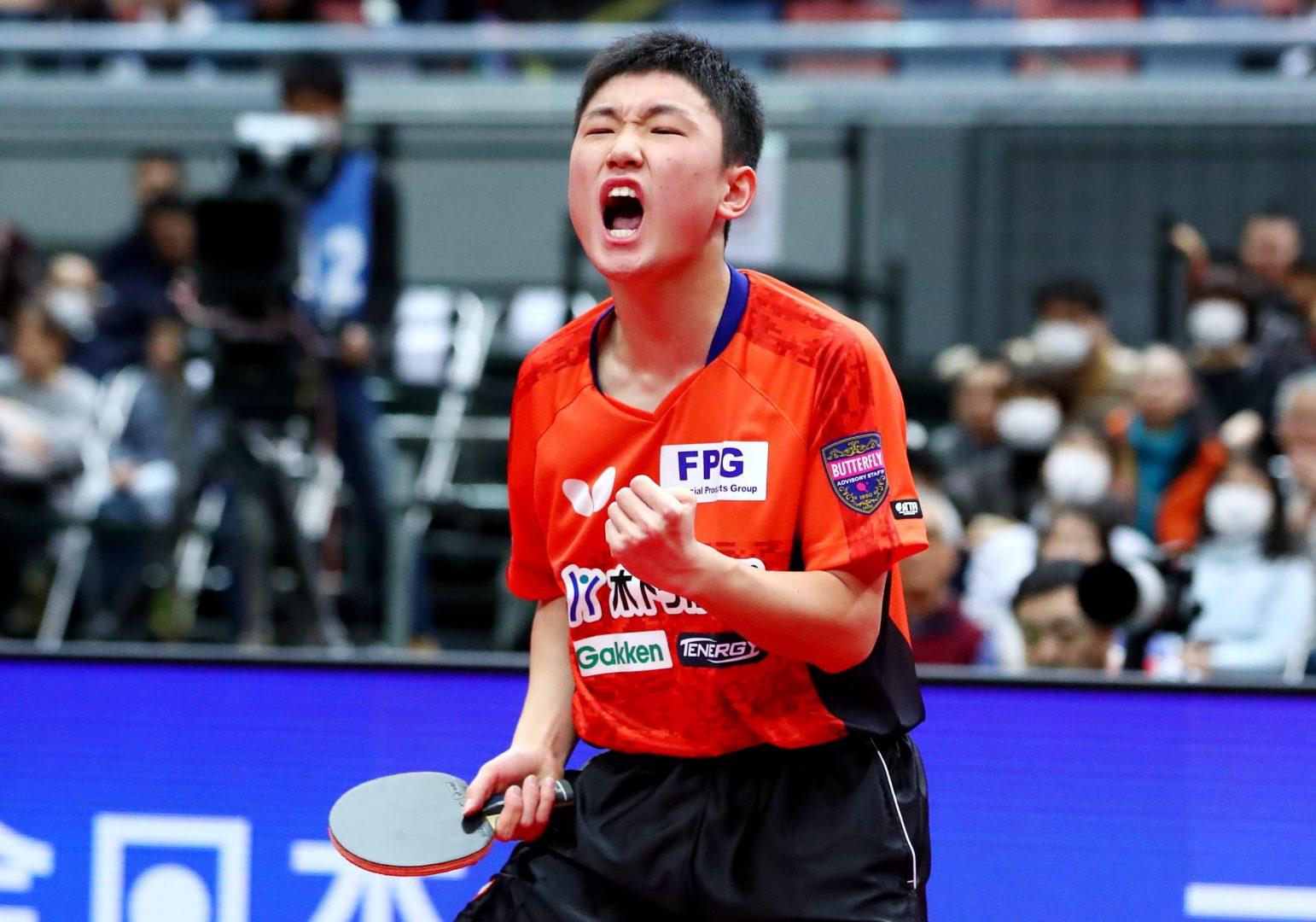 全日本見どころ・張本智和編 昨年の雪辱果たせるか<全日本卓球2020>