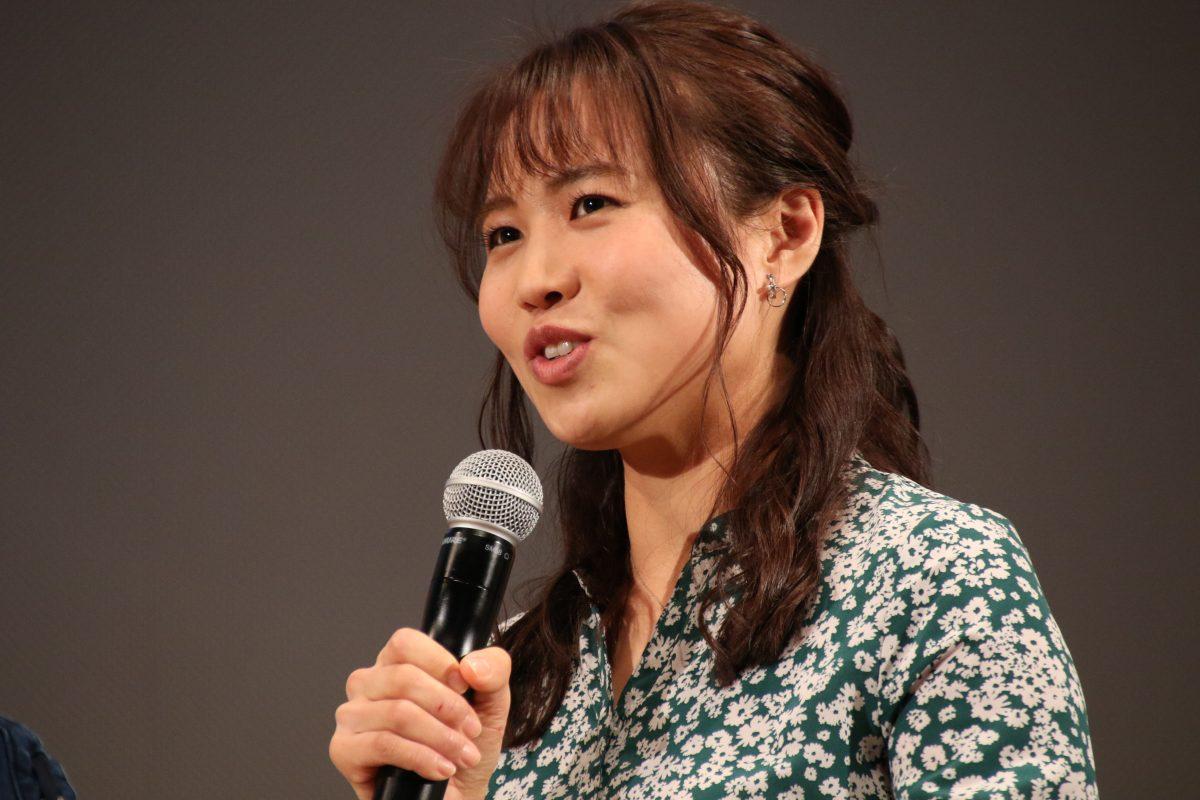 平野早矢香さん