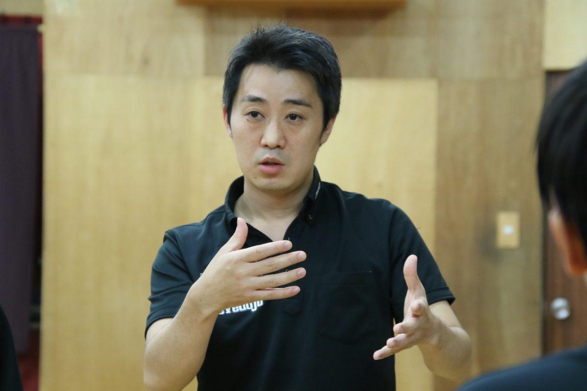 「部活が無くなる」時代に日本のスポーツはどうなるか?<卓球・原田隆雅#2>