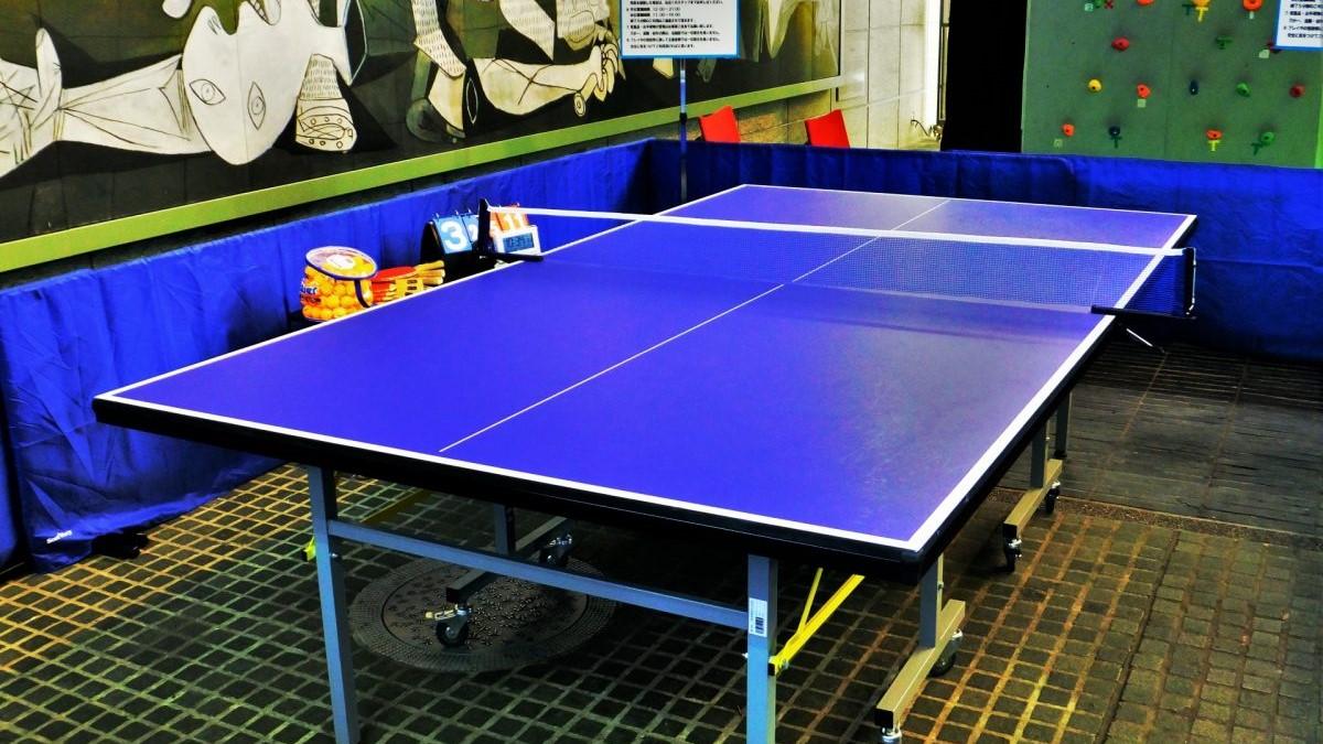 卓球台おすすめ10選 国際規格モデルからミニ卓球台まで幅広く紹介