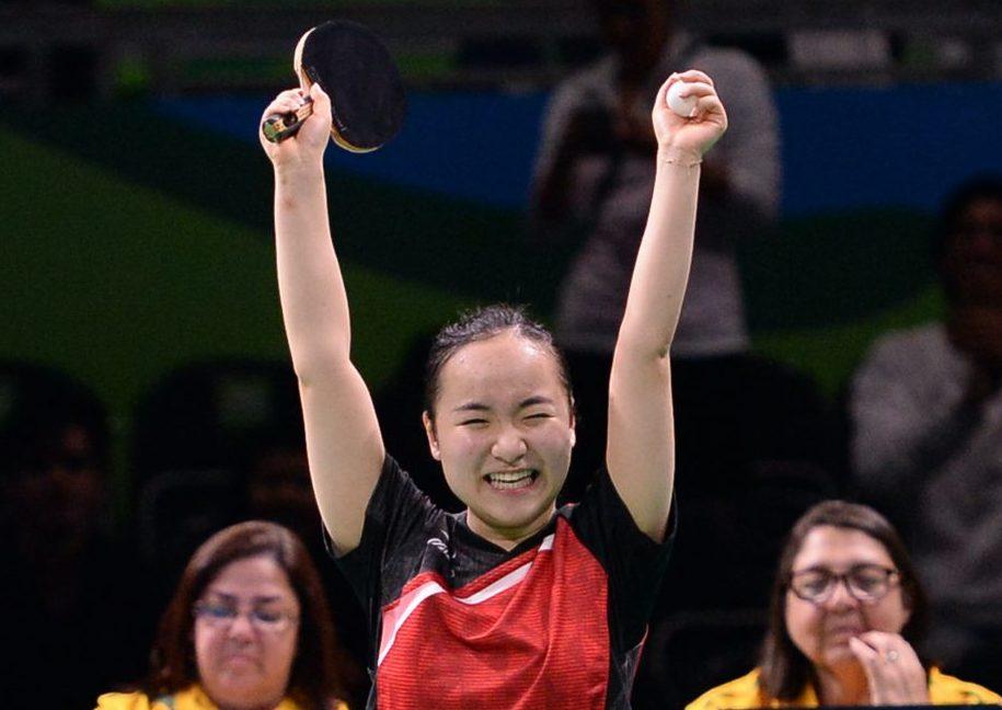 卓球五輪代表、最年長・最年少記録は?50代で出場の大ベテランも