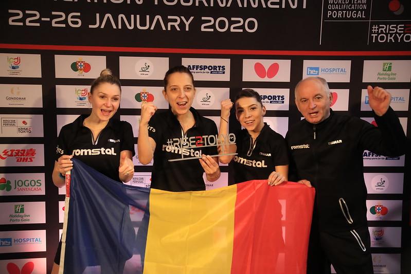 【卓球】手練れ揃いの欧州女子 Tリーグ参戦の実力者も|東京五輪ライバル国特集