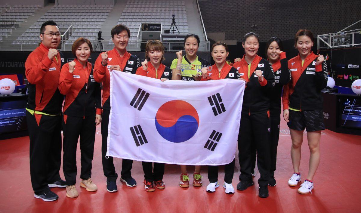 【卓球】王者復活へ 長年の日本のライバル・韓国女子 東京五輪ライバル国特集