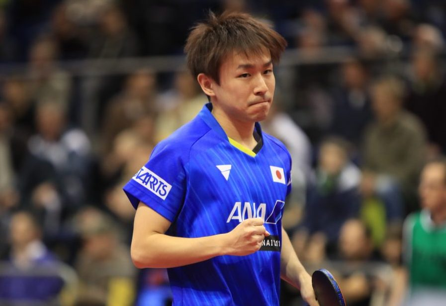 卓球男子世界ランキング(2月発表)|丹羽孝希、水谷隼がランクアップ