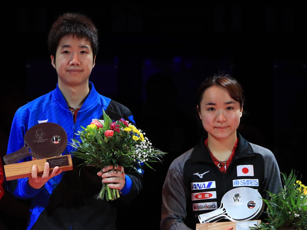 【今週の日本の卓球】ドイツOPにTリーグ 国内外で選手たちが活躍