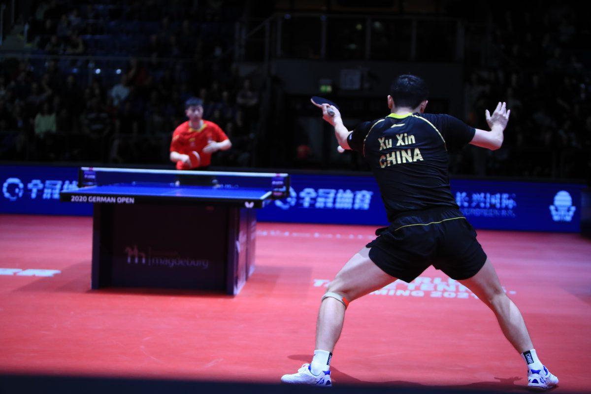 Xu Xin ma long