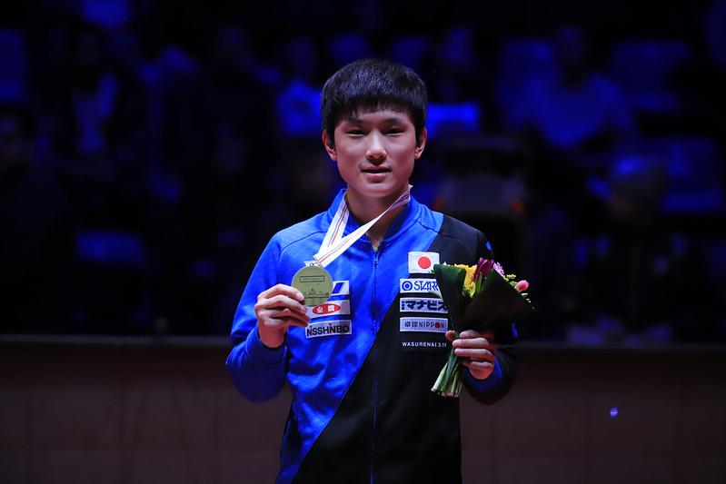 【今週の日本の卓球】ハンガリーオープンで日本勢が金3つ 五輪代表選手が大活躍