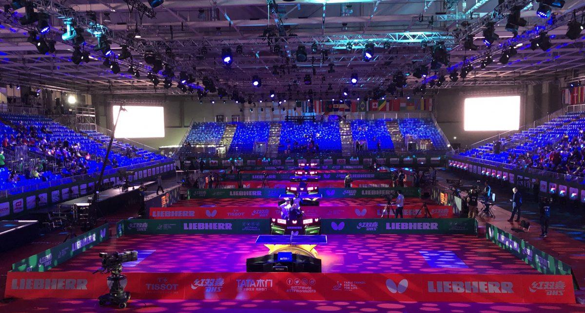 世界卓球釜山大会が戦後初の中止に 新型コロナウイルスの影響
