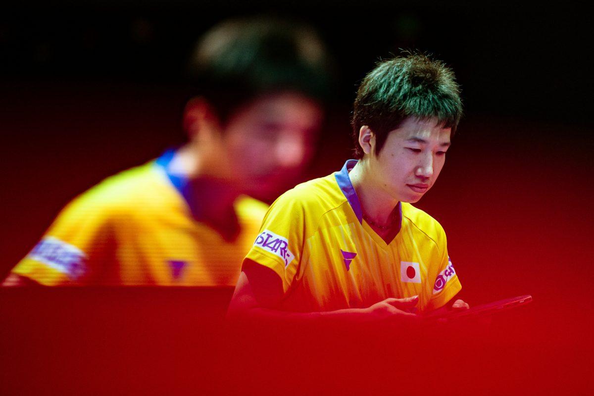 水谷隼の神ラリー、ITTFベストポイントに選出<ドイツオープン>