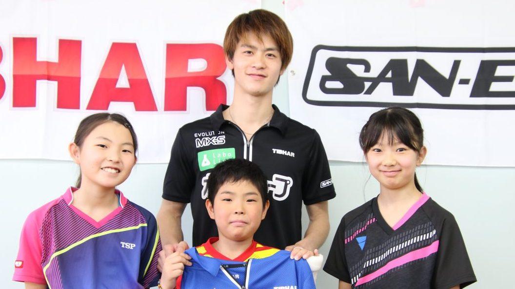 【今週の日本の卓球】Tリーガー田添響、ファン沸かす リオ銀・吉村の契約更新も話題に