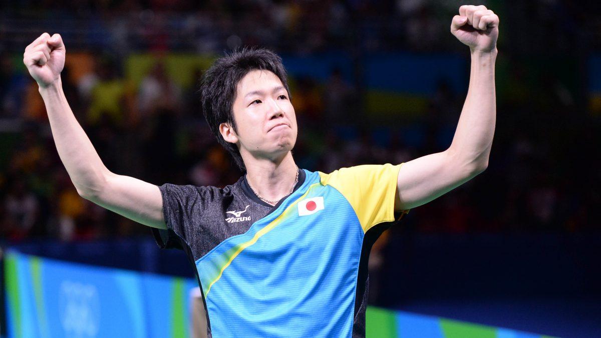 水谷隼「I can do it」 東京五輪延期に卓球界からもコメント