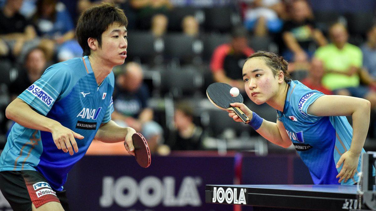 【今週の日本の卓球】東京五輪延期も出場選手は変わらず Tリーグは契約満了&自由交渉へ