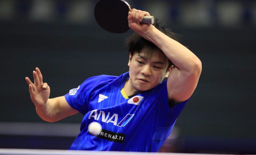卓球男子世界ランキング(3月発表)|宇田幸矢 10ランクアップで日本選手4番手に