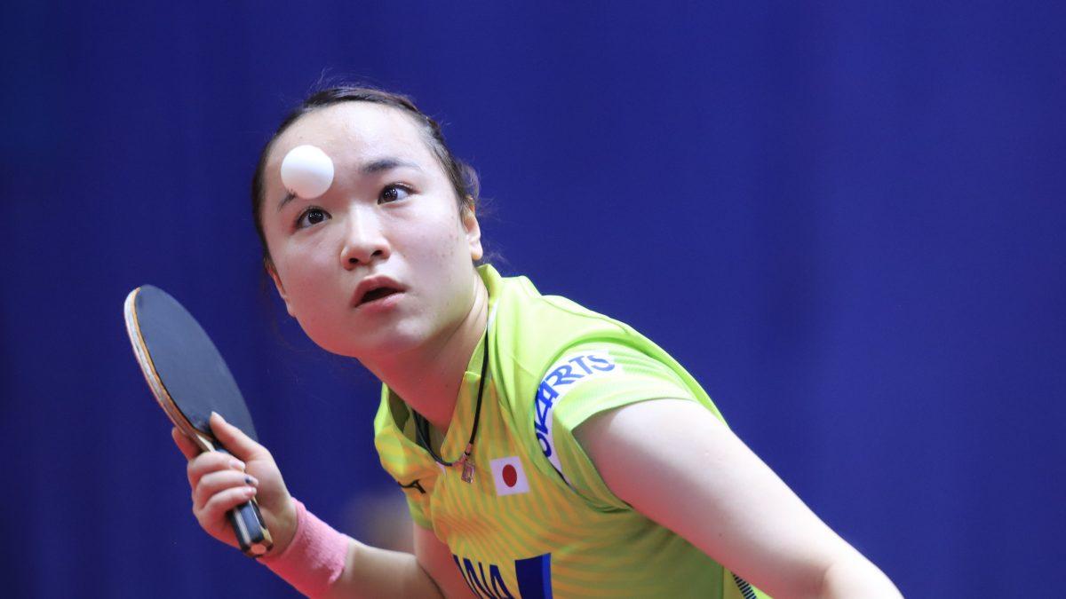 東京五輪延期に伊藤美誠が前向きコメント 「笑顔があふれることを楽しみに」
