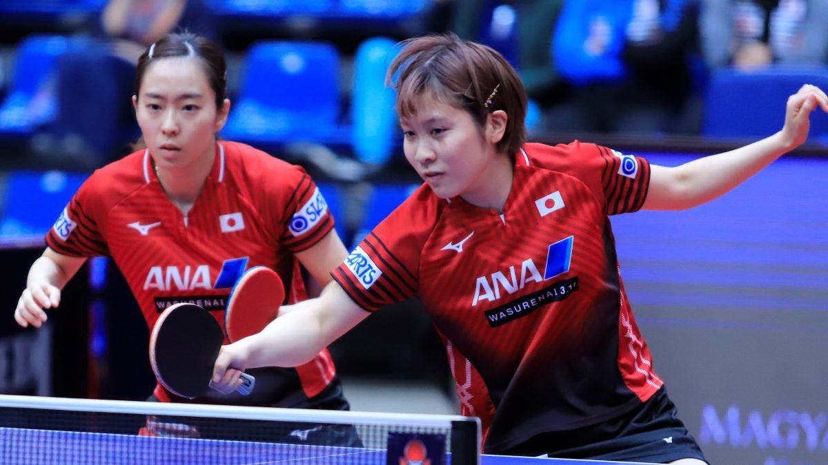 男女複全ペアが準決勝へ 張本、伊藤は強敵に挑む<WTTスターコンテンダードーハ>