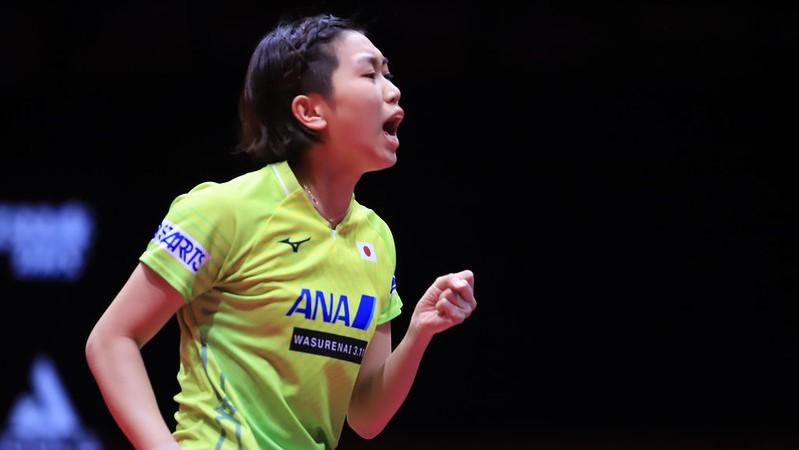 日本女子大活躍、佐藤瞳は二冠達成<卓球・オマーンオープン最終日総括>