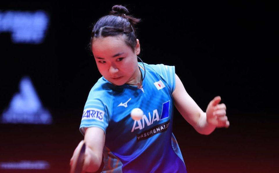 卓球女子世界ランキング(3月発表)|ハンガリーOP優勝の伊藤美誠は3位キープ