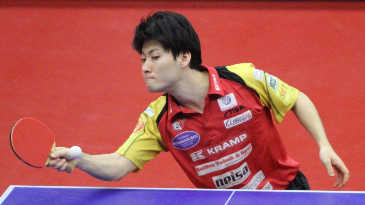 カットマン英田ら日本3選手、予選突破に挑む<卓球・ポーランドオープン2日目見どころ>
