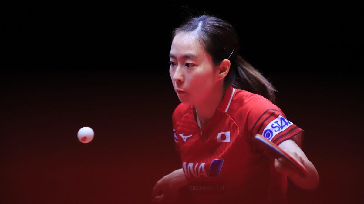 石川佳純、日本人対決制す 次戦は中国選手<卓球・カタールオープン>