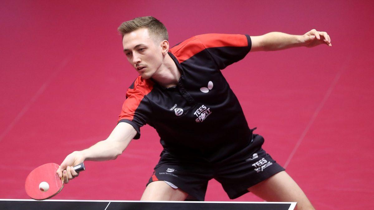 Tリーガー・ピッチフォード、初の決勝へ 世界ランク1位破る金星<卓球・カタールオープン>