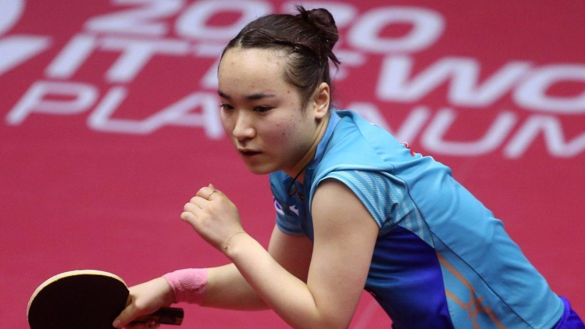 伊藤美誠、中国選手連破ならずも価値ある準優勝<卓球・カタールオープン>