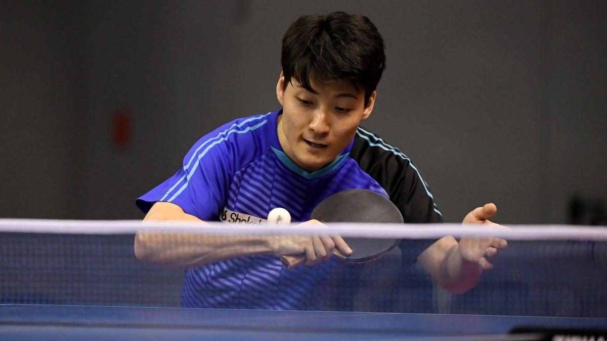 神と英田が参戦したスウェーデン卓球リーグ閉幕 英田が個人成績1位に