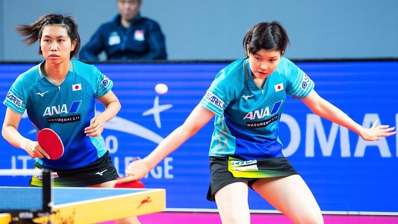 【今週の日本の卓球】日本女子大活躍のオマーンOP 神、松平が公開練習でファン魅了