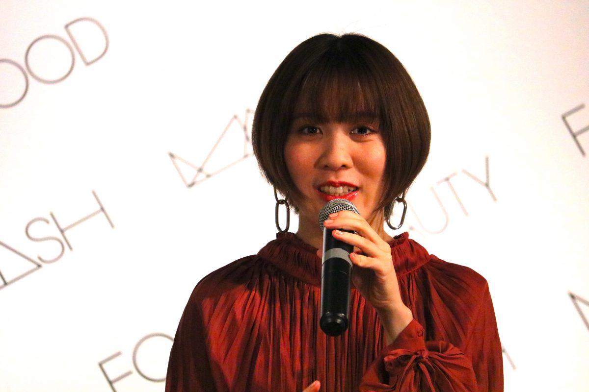 平野美宇、春カラーまとう ファンからは「更にキレイに」と大好評