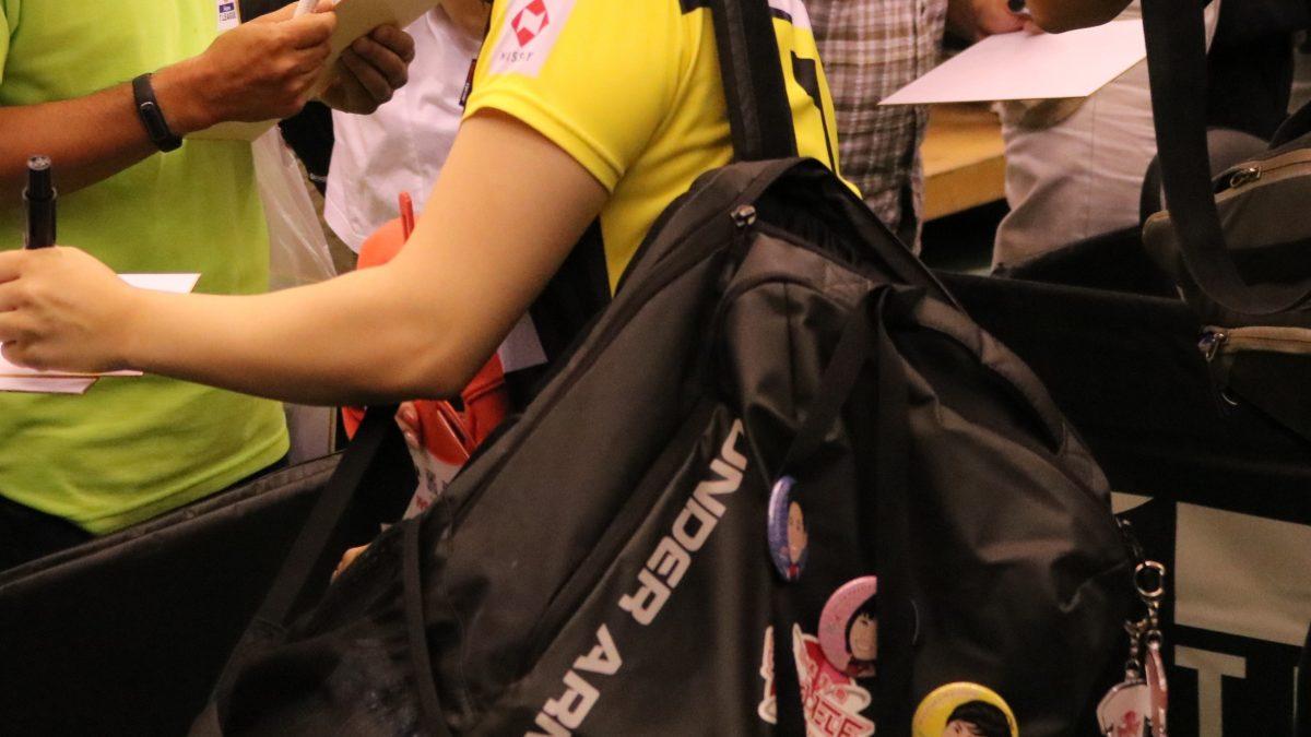 卓球用リュック・バッグおすすめ10選 VICTASやバタフライの人気商品を紹介
