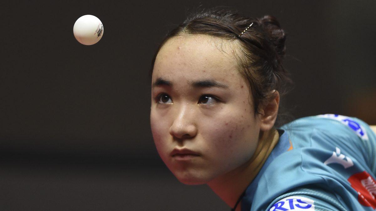 """国際卓球連盟、伊藤美誠を""""中国レジェンドの再来""""と紹介"""