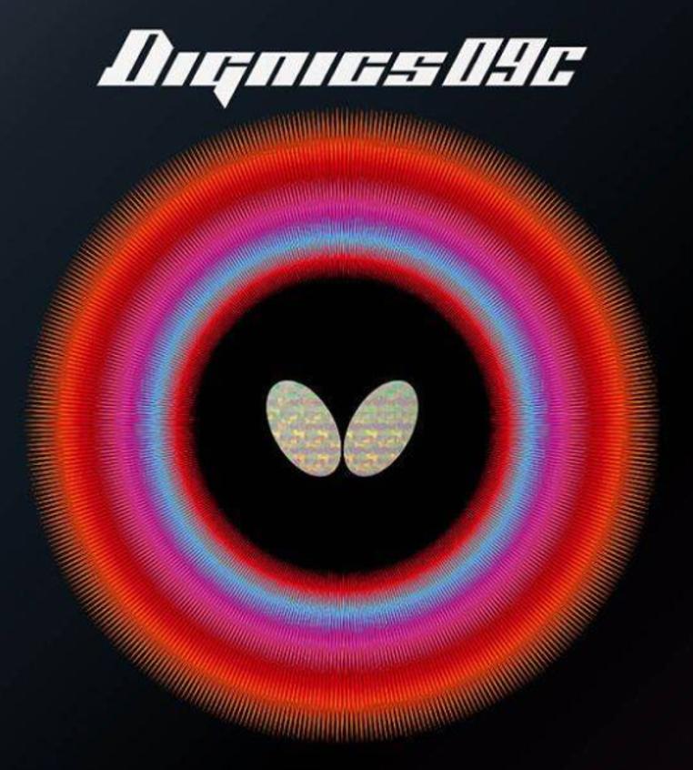 ディグニクス09cは粘着愛好家にもってこい 卓球界最先端ラバーの特徴とは