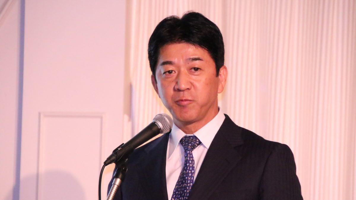 構想から10年 Tリーグ創設に尽力した松下浩二氏、チェアマン退任表明
