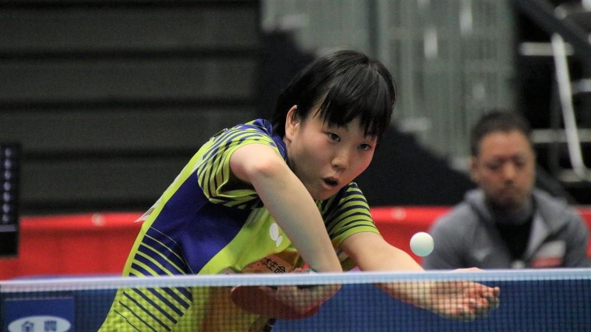 「セノビック夢卓球教室」開催 大阪オープン優勝の杉田陽南が第1回登場
