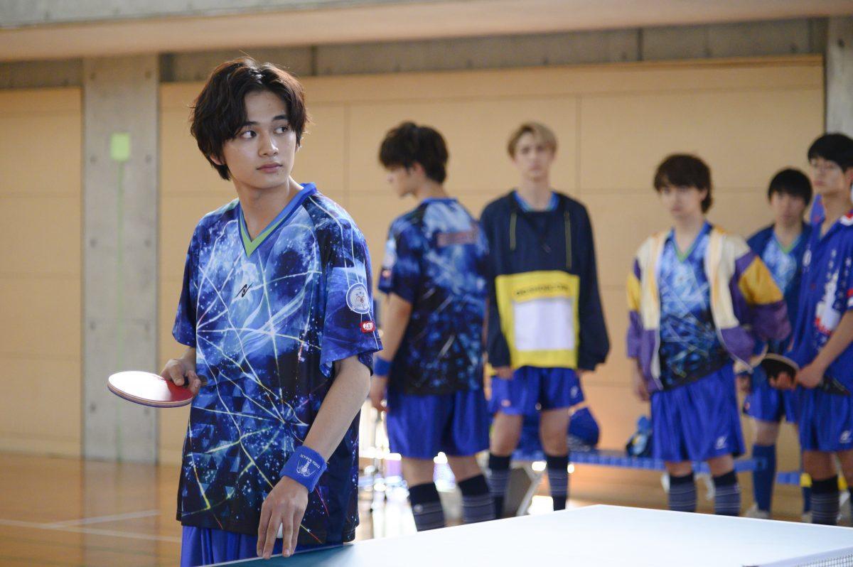 卓球の王将 第2話場面写真