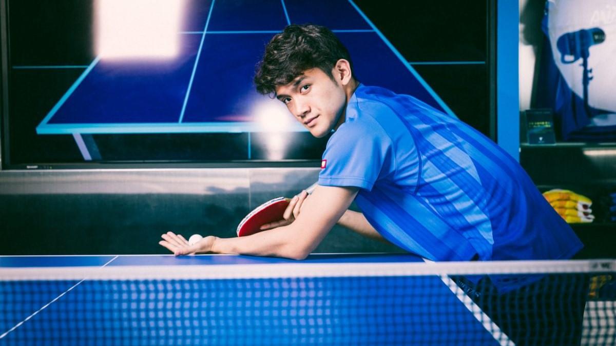 未来の卓球日本代表?吉村和弘の息子・来夢くん、フォアラリー披露