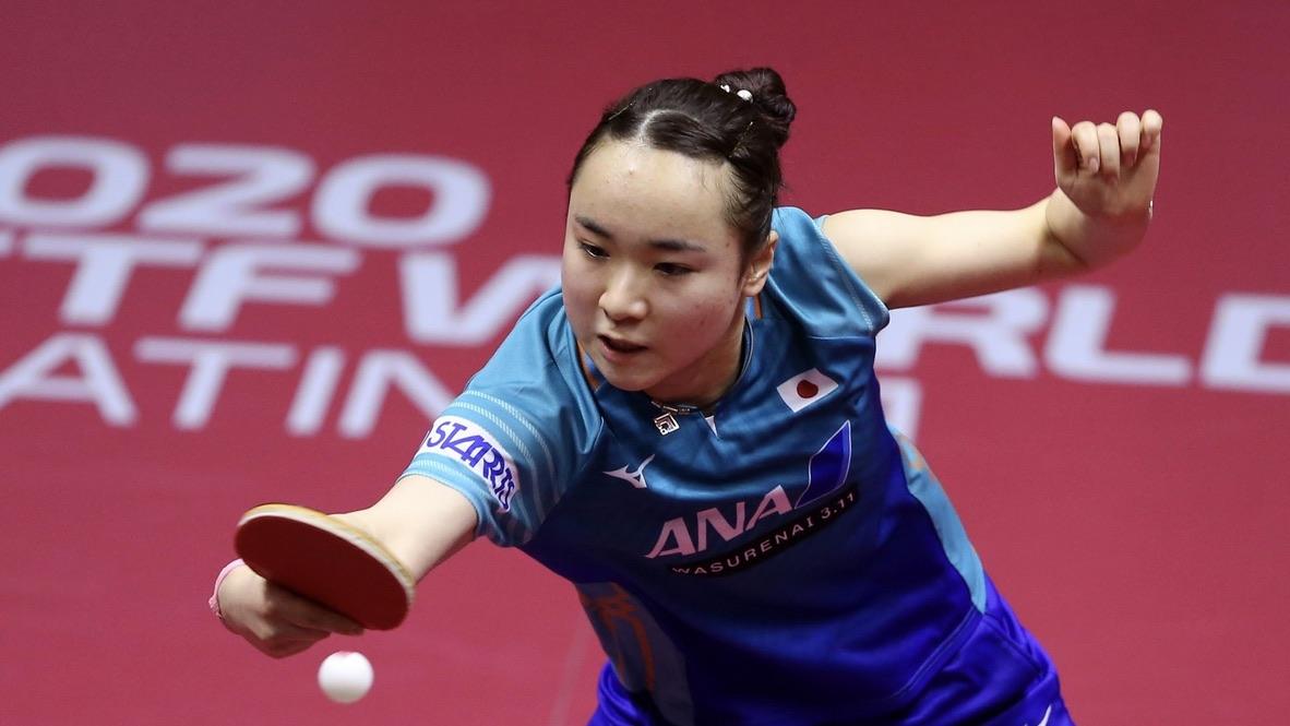 2020年度前期 卓球女子ナショナルチーム選手が決定 伊藤、石川、平野ら6名
