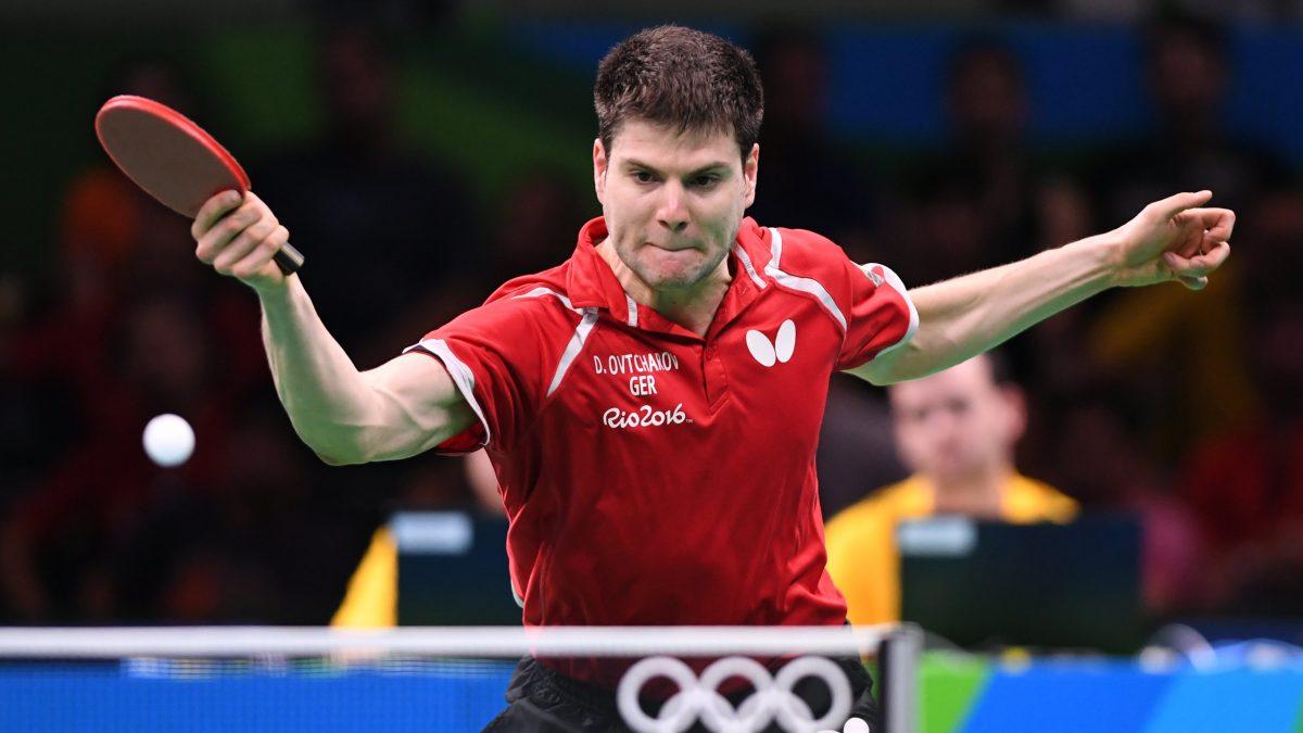 ロンドン銅メダリスト、個人戦2度目の表彰台へ|卓球・五輪活躍プレイバック‐オフチャロフ編‐