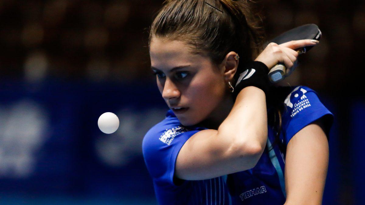 """ブラジルの""""日系美人卓球姉妹"""" ITTFが「新たなスーパースター」として紹介"""