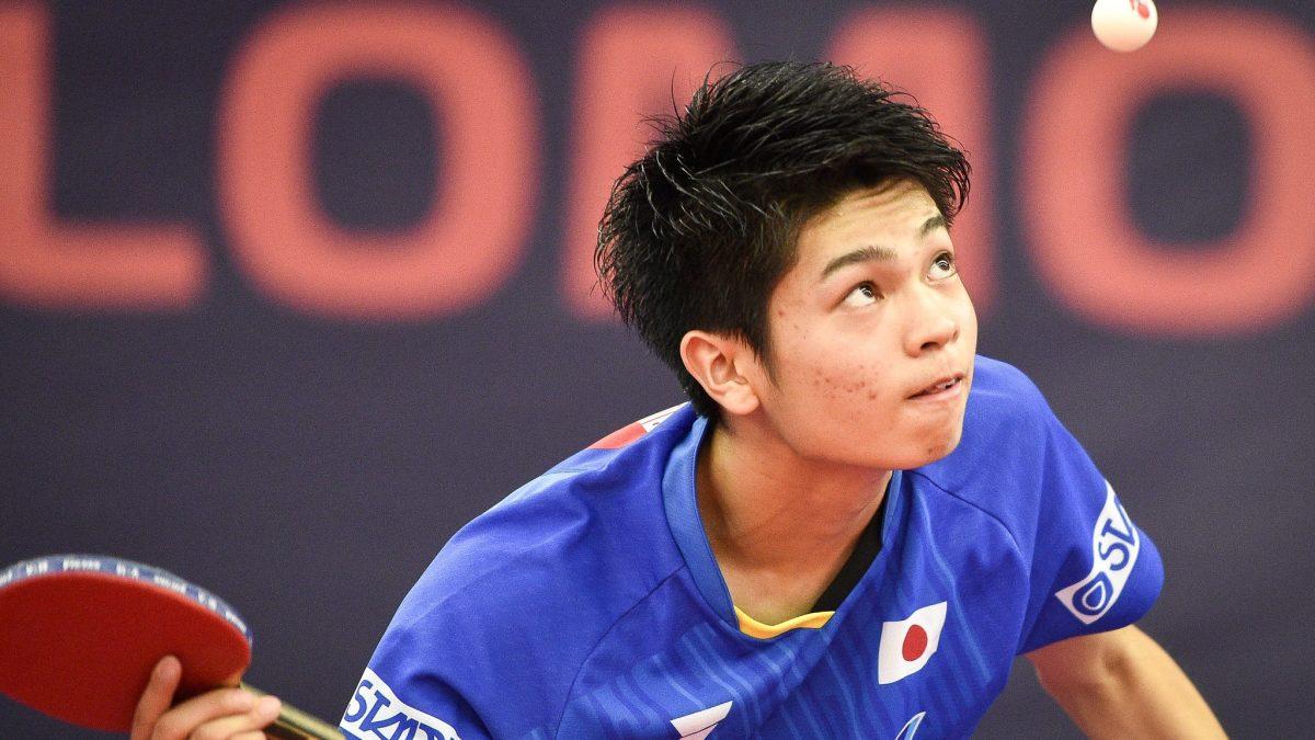【Tリーグ・岡山】元世界ランク1位下した19歳・田中佑汰の加入を発表