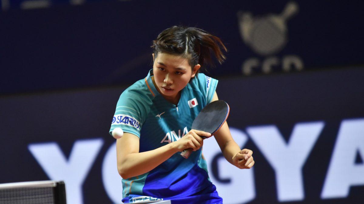 国際卓球連盟、3月の優秀選手候補発表 カットマン・佐藤瞳ら10名