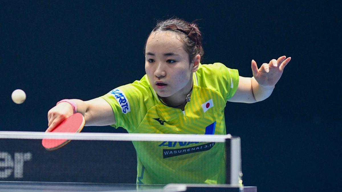 【今週の日本の卓球】ITTFドリームチームに伊藤美誠選出