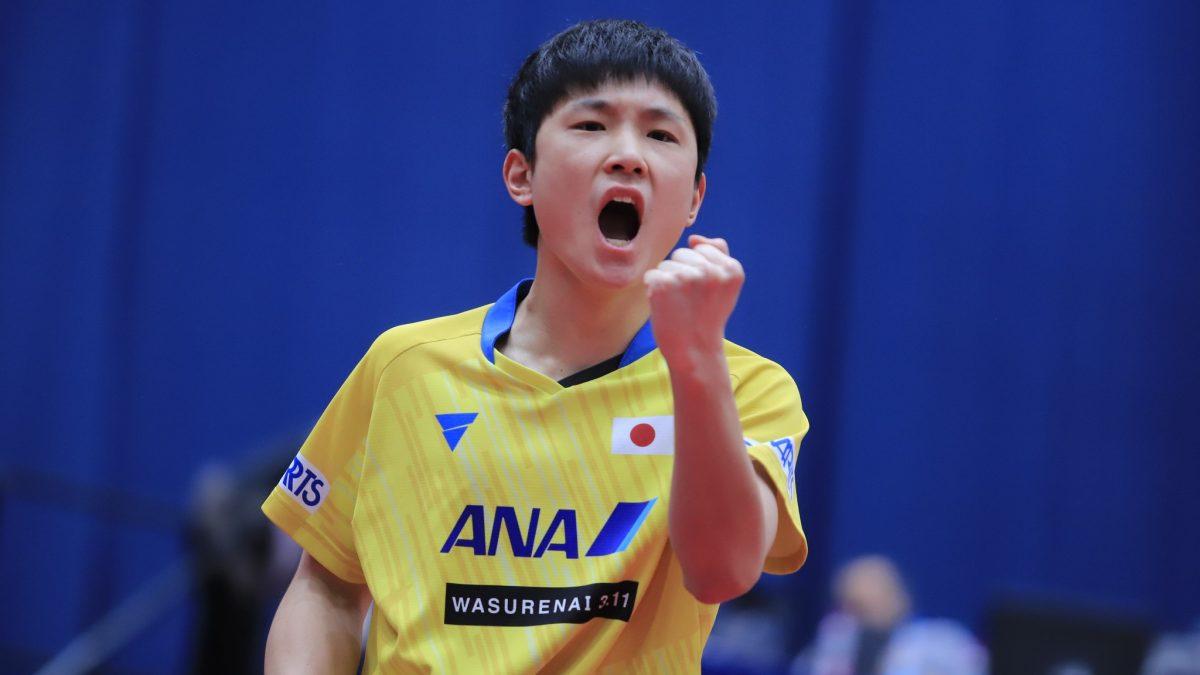 男女日本代表からは6選手 国際卓球連盟、ITTFファイナル招待選手リスト公開
