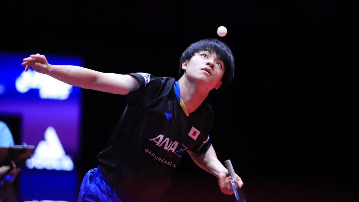 宇田幸矢、家族でミニ卓球をプレー 体操リオ代表・寺本明日香「レベルが高すぎて見てて楽しい」