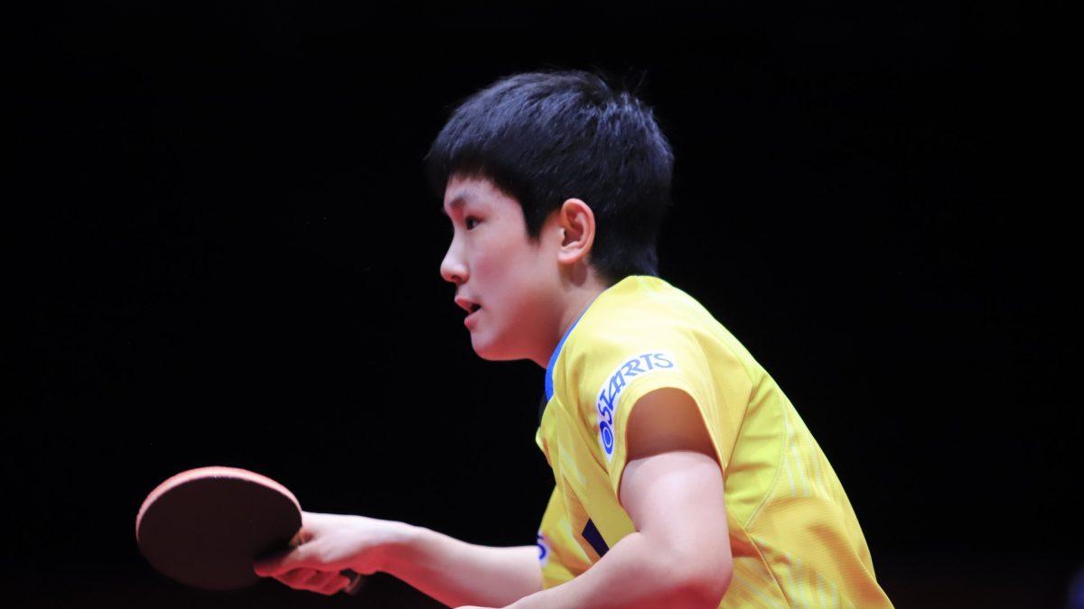卓球男子世界ランキング(4月発表)|張本智和が4位に 宇田幸矢は自身初の30位台へ