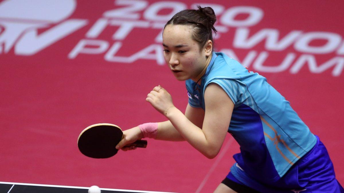 卓球女子世界ランキング(4月発表)|19歳・伊藤美誠、日本初の2位に