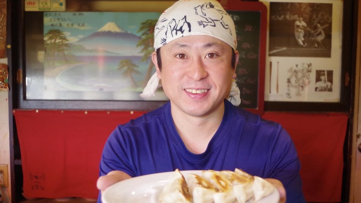 「卓球をやれたんだから」元全日本チャンピオンの餃子屋からのエール<野平直孝・後編>
