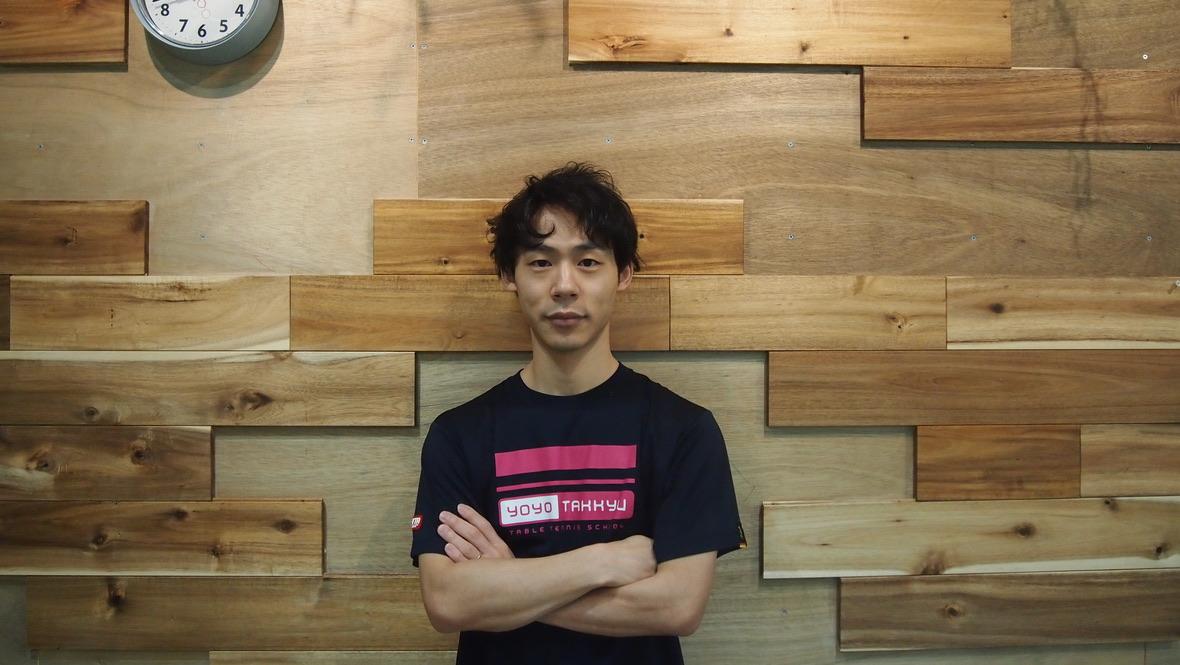 【いま、卓球界は】卓球場経営者・川口陽陽氏の場合