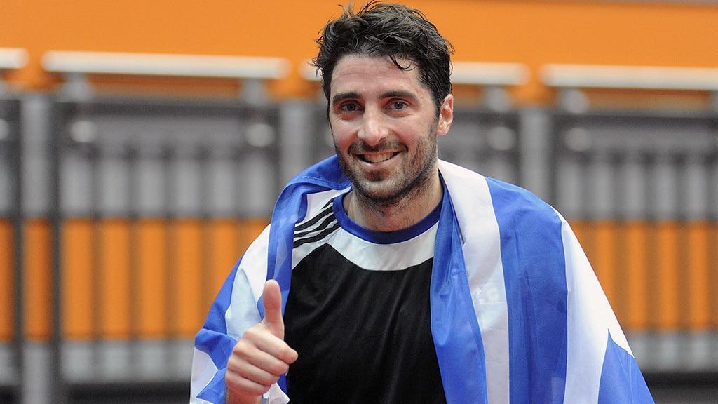 歯科医師資格持つ40歳の卓球選手ジオニス「5回目の五輪に出場したい」