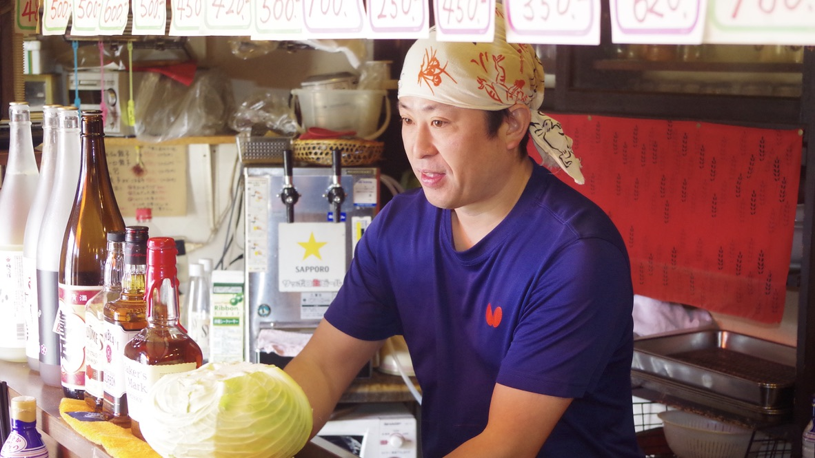 【予告】なぜ男は、卓球全日本チャンピオンから餃子屋になったのか